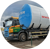 water tanker trailer hire