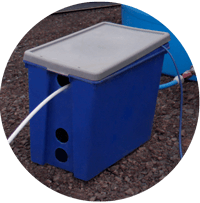 pump protection boxes